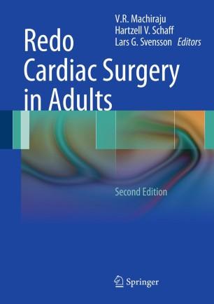 Redo Cardiac Surgery in Adults