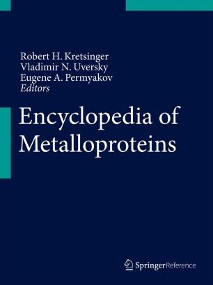 [Encyclopedia of Metalloproteins]
