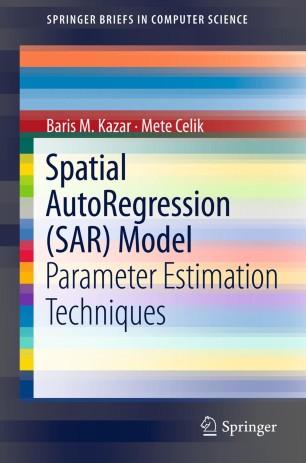 Spatial AutoRegression (SAR) Model