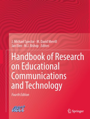 Handbook Of Research On Educational Communications And Technology Springerlink