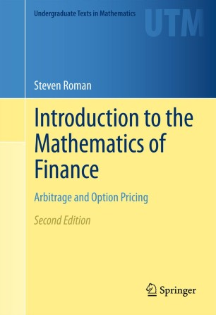 An Introduction To The Mathematics Of Finance Pdf
