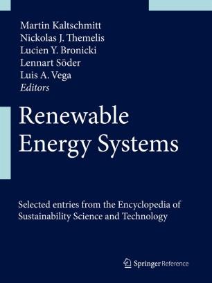[Renewable Energy Systems]