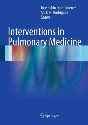 Interventional pulmonology