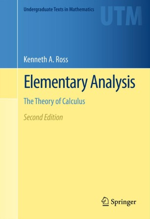 Elementary Analysis | SpringerLink