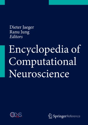 [Encyclopedia of Computational Neuroscience]
