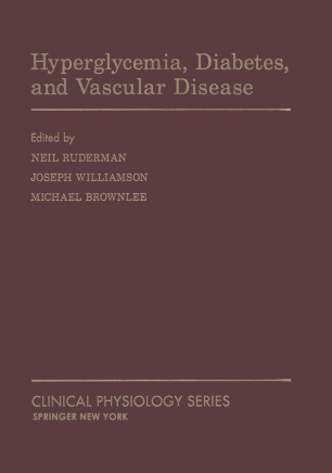 Hyperglycemia, Diabetes, and Vascular Disease | SpringerLink