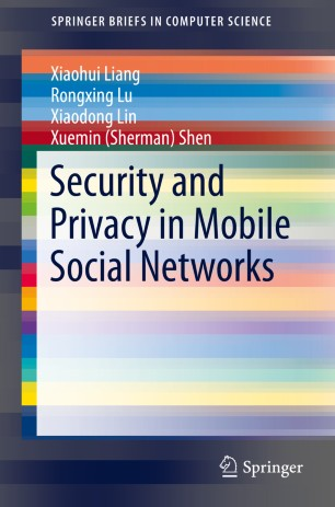 Security and Privacy in Mobile Social Networks