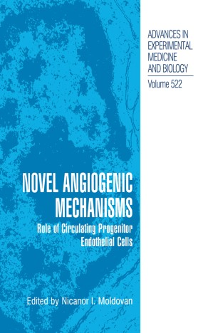 Novel Angiogenic Mechanisms