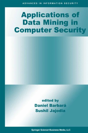 Applications Of Data Mining In Computer Security border=