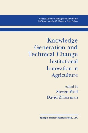 Knowledge Generation and Technical Change   SpringerLink