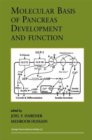 Molecular Basis of Pancreas Development and Function | SpringerLink