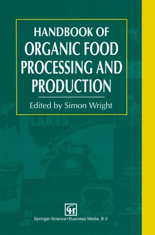 Food Production Book