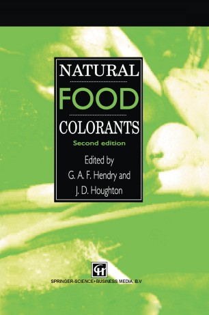 Natural Food Colorants :