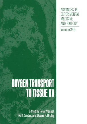 Oxygen Transport to Tissue XV