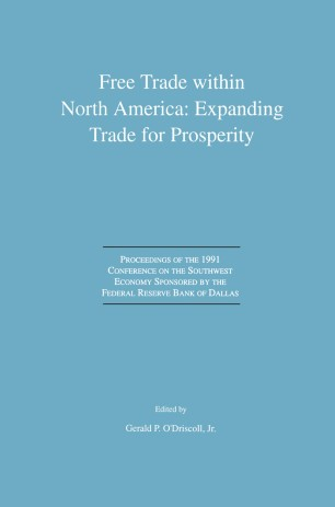 Free Trade within North America: Expanding Trade for