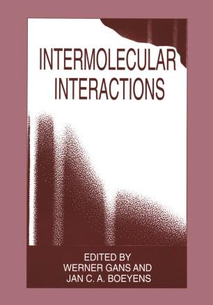 Intermolecular Interactions :