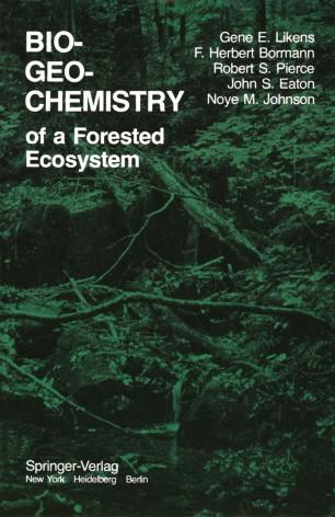 Biogeochemistry of a Forested Ecosystem | SpringerLink