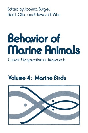 Behavior of Marine Animals