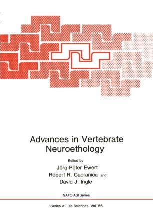 Advances in Vertebrate Neuroethology