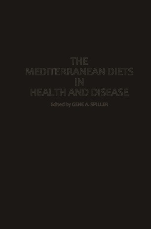 The Mediterranean Diets in Health and Disease :