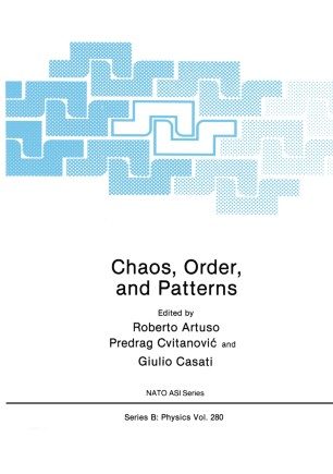 Chaos, Order, and Patterns