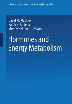 Hormones and Energy Metabolism