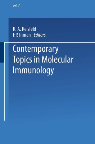 Contemporary Topics in Molecular Immunology: Volume 3