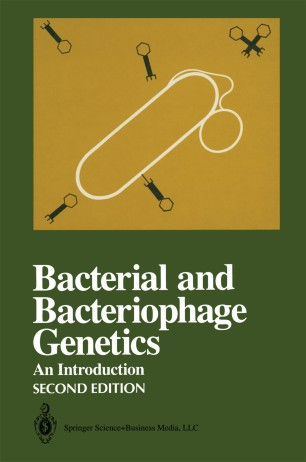 Bacterial And Bacteriophage Genetics Springerlink border=