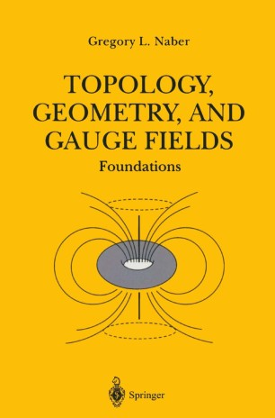 Topology, Geometry, and Gauge Fields | SpringerLink