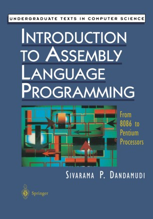 Introduction to Assembly Language Programming | SpringerLink