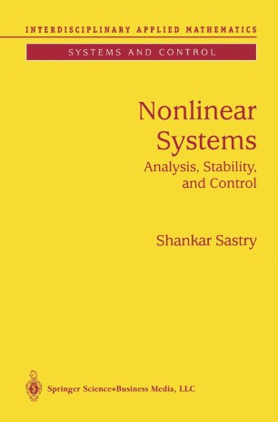 Nonlinear Systems | SpringerLink