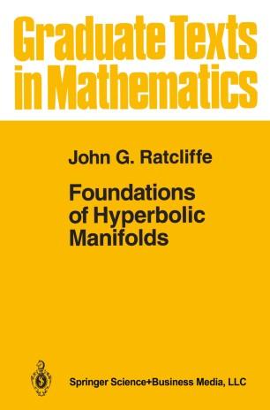 Foundations of Hyperbolic Manifolds | SpringerLink