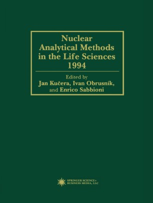 Nuclear Analytical Methods in the Life Sciences 1994