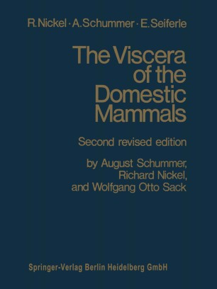The Viscera of the Domestic Mammals | SpringerLink