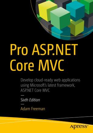 Pro Asp Net Core Mvc Springerlink