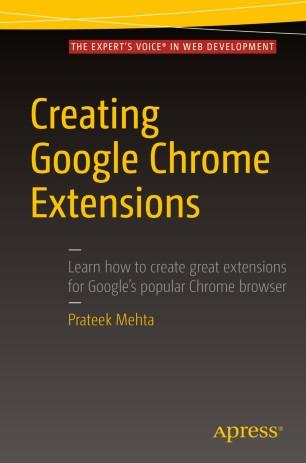 Creating Google Chrome Extensions | SpringerLink