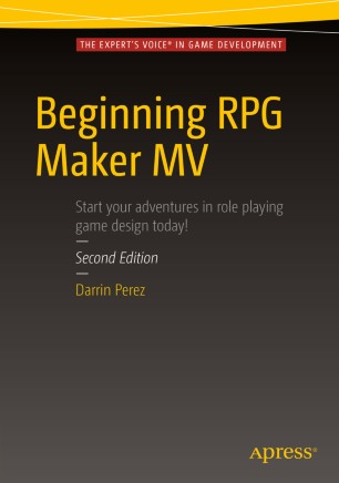 Beginning RPG Maker MV | SpringerLink