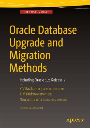 Oracle Database Upgrade and Migration Methods | SpringerLink