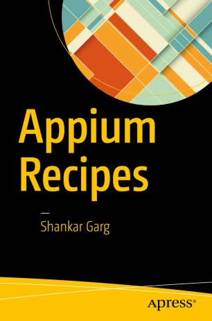 Appium Recipes | SpringerLink