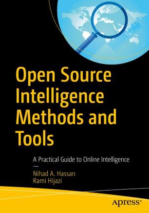 Open Source Intelligence Methods and Tools | SpringerLink