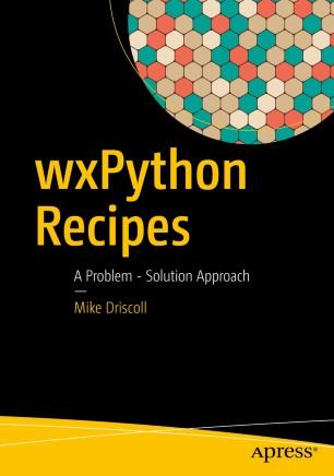 wxPython Recipes   SpringerLink