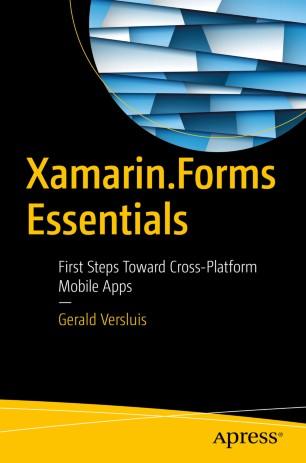 Xamarin Essentials Pdf