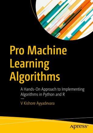 Pro Machine Learning Algorithms Springerlink