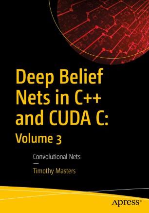 Deep Belief Nets In C And Cuda C Volume 3 Springerlink