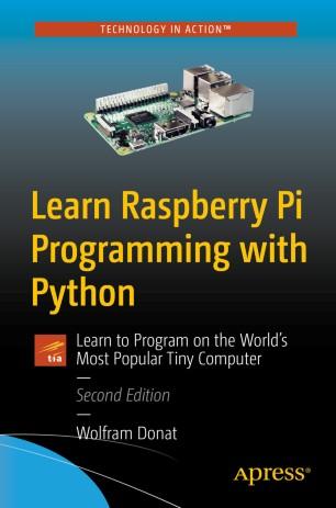 Learn Raspberry Pi Programming with Python | SpringerLink
