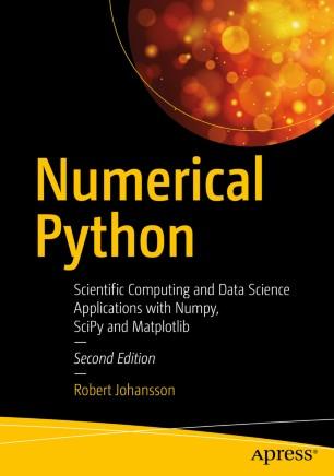 Numerical Python | SpringerLink