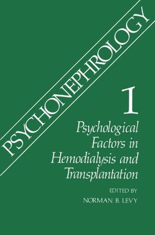 Psychonephrology 1
