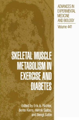 Skeletal Muscle Metabolism in Exercise and Diabetes