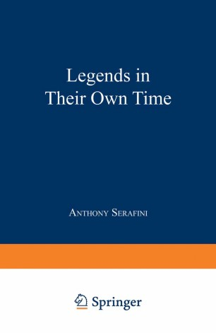 Legends in Their Own Time : A Century of American Physical Scientists