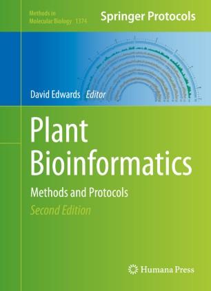 Plant Bioinformatics : Methods and Protocols